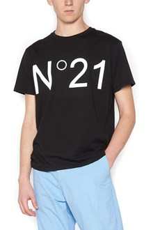 N°21 cotton t-shirt with print