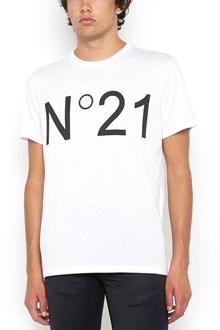 N°21 cotton printed t-shirt