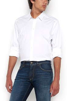 "DOLCE & GABBANA ""capri"" stretch cotton shirt"