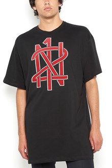 N°21 cotton t-shirt with embroidery logo