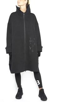 Y-3 long jacket with zip