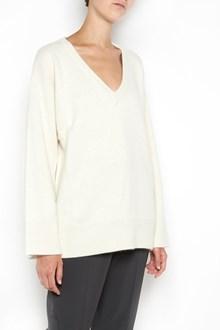 THE ROW Cashmere v-neck sweatshirt