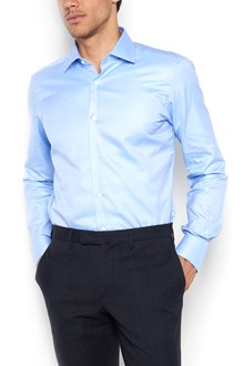 BARBA Cotton button up shirt with oxford wrists