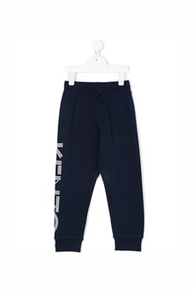 KENZO KIDS printed lettering tracksuit