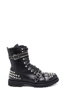 CHRISTIAN PELLIZZARI studded boots