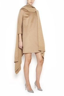 "MAX MARA ""dover"" turtleneck cape"