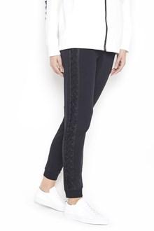 KARL LAGERFELD lace up sweatpants