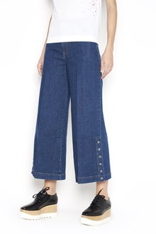 STELLA MCCARTNEY 'Coulotte' jeans