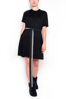 MIU MIU knitwear dress with frill