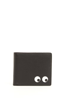 ANYA HINDMARCH card wallet eyes mini grain