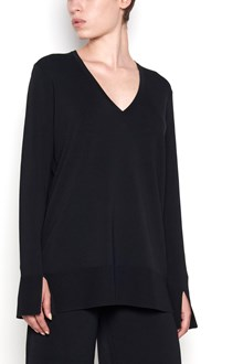 THEORY sweater with v neckline
