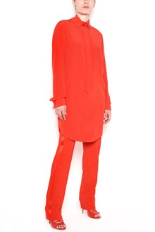 GIVENCHY oversize dress with jewel button