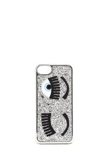 "CHIARA FERRAGNI case iphone 7 ""flirting"" with glitters"