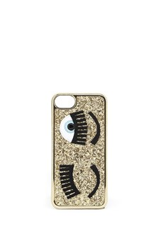 """CHIARA FERRAGNI case iphone 7  """"flirting"""" glitter"""
