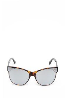 STELLA MCCARTNEY mirrored  sunglasses with mini studs