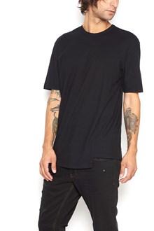 OVERCOME asimmetrical t-shirt