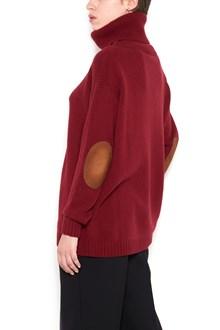 PRADA LINEA ROSSA wool turtleneck sweater