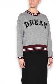 N°21 'Dream' sweatshirt with swarovski