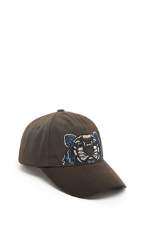 KENZO hat with embroidered tiger in front