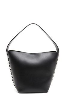 "GIVENCHY ""infinity bucket"" leather bag"