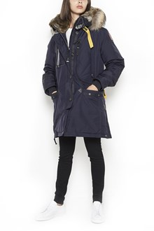 "PARAJUMPERS ""codiac"" padded jacket with fur collar"