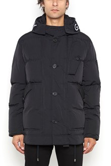 GIVENCHY Down jacket with embroidered hood