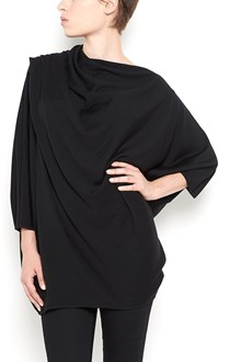 """GIANLUCA CAPANNOLO """"mia pull"""" sweater with off shoulder"""