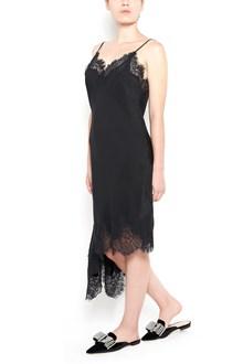 "GOLD HAWK ""emma"" silk and lace dress"