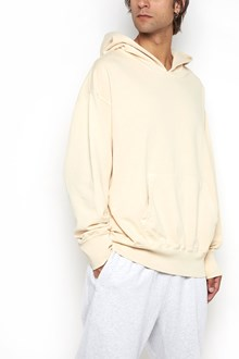 YEEZY 'Boxy fit' hooded cotton sweatshirt