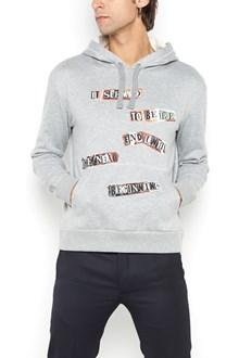 VALENTINO Hooded printed sweatshirt