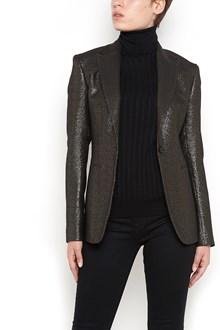 TONELLO single-breasted lurex  jacket