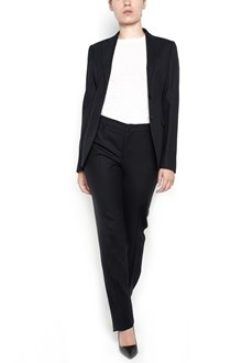 TAGLIATORE single-breasted jacket with side tears and regular trousers