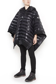 MONCLER Cape with Hood