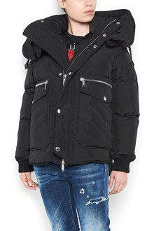 DSQUARED2 padded jacket with hood and pockets