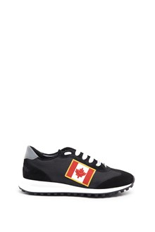 DSQUARED2 sneakers with patches