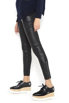 STELLA MCCARTNEY Eco leather leggings