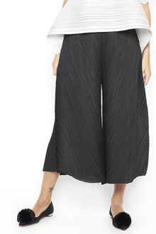 PLEATS PLEASE ISSEY MIYAKE 'Thicker bounce' pleated trousers