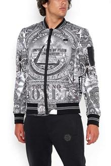 """PHILIPP PLEIN """"albert"""" bomber jacket"""