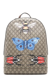 GUCCI backpack with butterfly
