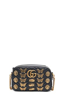 "GUCCI ""marmont"" bag with applications"
