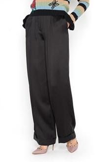 VALENTINO silk trousers