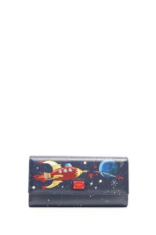 DOLCE & GABBANA Wallet with print