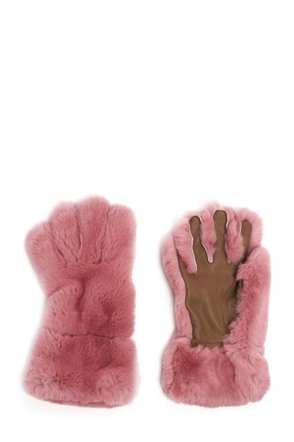 MARNI Glove in fur