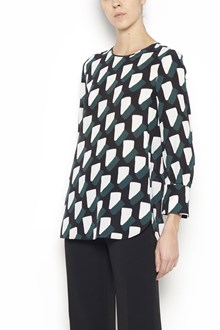 "MAX MARA ""zeus"" printed top"