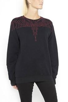 MARCELO BURLON - COUNTY OF MILAN 'Mawida' crew-neck sweatshirt