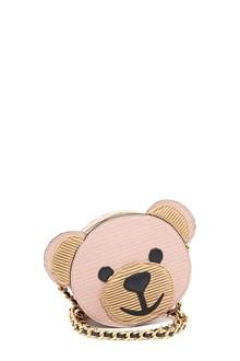 MOSCHINO shoulder bag in teddy bear shape