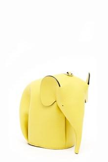 LOEWE elephant mini bag in leather