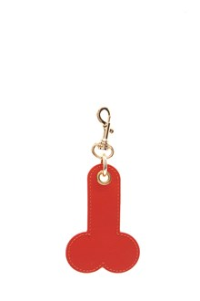 J.W.ANDERSON keyring penis in leather
