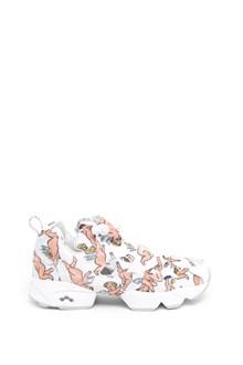REEBOK sneakers ' insta pump' with cupido print