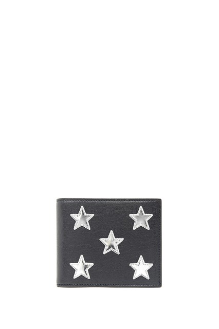 leather east/west wallet with mirrow stars Saint Laurent XxaxcyIas